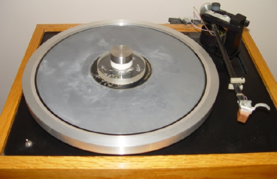 Aj Tapie S Merrill Turntable W Well Tempered Arm Ar