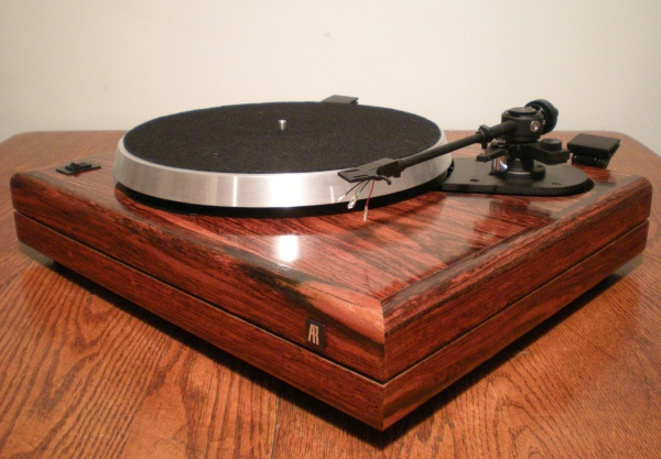 acoustic research legend turntable   | Steve Hoffman Music Forums