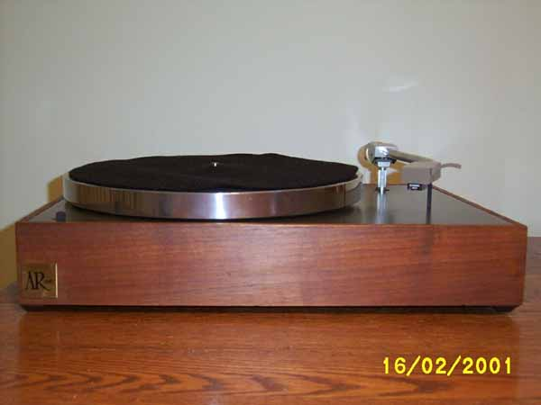 Ar Xa Model Ar Turntable Vinyl Nirvana Acoustic Research